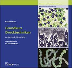 Unterrichtshilfen für Bildende Kunst in der Grundschule, Bd.2, Grundkurs Drucktechniken: Amazon.de: I Kreide, Marianne Merz: Bücher