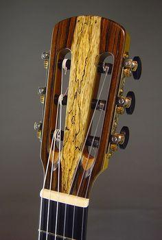 "Blanchard ""ClassiCool"" Nylon String Guitar"