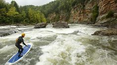 Gauley River National Recreation Area (West Virginia)Discover historic mountains, rivers and towns. See the full list of West Virginia national parks here. West Virginia Vacation, Adventure Town, Hobbs New Mexico, Hiking Essentials, Whitewater Rafting, Travel Channel, Long Weekend, Travel Around, The Great Outdoors