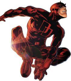 #Marvel:Daredevil   Daredevil(Matt Murdock) <3