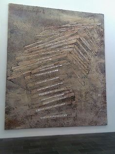 Sternen-lager II, by Anselm Kiefer