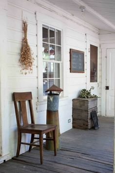 Simple porch by katy