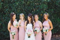 Pretty in Pink | Dresser Mansion Weddings | Jessie Leigh Photography