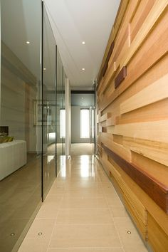 wood wall covering in the alley of Warming Your Room with Wood Wall Covering