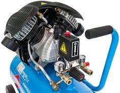 AIRPRESS Compressor HL 425/50 MEGAKLAPPER!! Met reduceerventiel.
