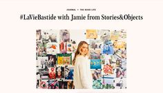S+O Creator, Jamie Leilani Pelayo shares her sources of inspiration, treasured past-times and what #beauty means to her in #LaVieBastide, an interview series with #creators and #innovators who take a #holistic approach to living the good life.