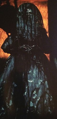 The ghost mother from 'Crimson Peak' (2015). Costume Designer: Kate Hawley