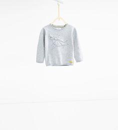 turtle sweater from Zara