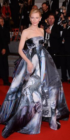 The Best of the 2015 Cannes Film Festival Red Carpet - Cate Blanchett - from InStyle.com
