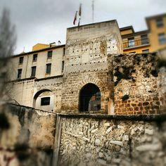 Alcoy, puerta medieval de acceso a la ciudad