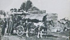 Cobb and co coach near Mudgee. The coaches actually uses the Cobb & Co COurt Boutique Hotel as a stopover. The existing courtyard was used to house the animals, and the loft, above where The Wineglass Restaurant is used to be used to store fodder. Historical Pictures, South Wales, Coaches, Wild West, Old Photos, Melbourne, Old Things, Loft, Australia