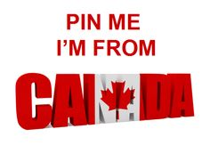 Show the world who you're cheering for! Repin with TEAM CANADA pride!