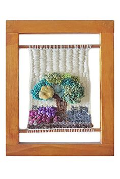 Weaving, Scrapbook, Frame, Crafts, Home Decor, Weaving Wall Hanging, Sun, Rug Loom, Loom Knitting Patterns