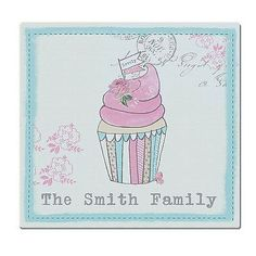#Vintage pastel #cupcake glass #chopping board,  View more on the LINK: http://www.zeppy.io/product/gb/2/272274344561/