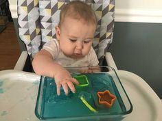 """In the past six months, I have probably Googled """"what to do with your [insert age] baby all day?"""" at least 287 times. At least. Of course, normal baby care takes up a majority of the day, but there are still times where I just do not know what to do with her and it [...]"""
