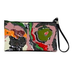 Nite Clutch Bag  Simulated Paint, Spilt and Dried    $47.99
