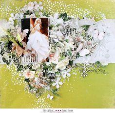 Фабрика декору: Задание марта. Italian Mood with Antonietta Varallo. Вдохновение от Ольги Кравец