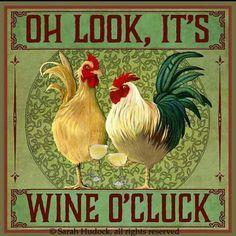 Wine O'clock!!!