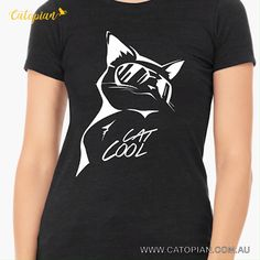 Animal Print Fashion, Cat Breeds, Cool Cats, Cat Lovers, Print Design, Casual Outfits, Cool Stuff, Sweatshirts, Tees