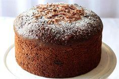 Torta negra inglesa