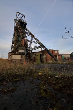 Tower Colliery, South Wales - November 2016