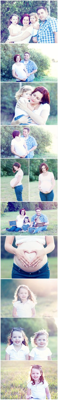 Stewart Family ~ Family & Maternity Session ~ Michele Bird Photography