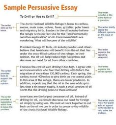 thesis for essays