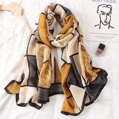 Hijabs, Plaid Fashion, Womens Fashion, Fashion Scarves, Style Fashion, Summer Scarves, Warm Scarves, Winter Scarves, Lightweight Scarf