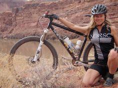smoking hot mountain bike girls | ... Reed Crashed While Shredding Her Mountain Bike Design 3648x2736 Pixel