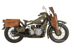Harley's for Hero's-During World War II, the U.S. Army asked Harley-Davidson to produce a motorcycle as good as BMW's side-valve R71. So Harley copied the BMW, simply converting metric measurements to inches, and produced the shaft-drive 750cc 1942 Harley-Davidson XA. Even though about 1,000 were made, the motorcycle never saw service.
