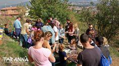 Plantación de Árboles, trabajando en Equipo con nuestra querida #GentTaranna ➜http://bit.ly/bosque-taranna