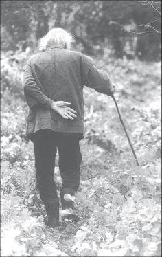 Masanobu Fukuoka, Japanese farmer and philosopher celebrated for his natural farming and re-vegetation of desertified lands.