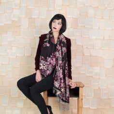 Jivala scarf   pashmina #scarf #pashmina Szaleo.pl   Be new fashioned & accessorized!