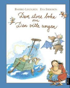 Image for Den store boka om den ville ungen from Norli