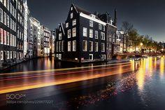 Amsterdam by etienneruff