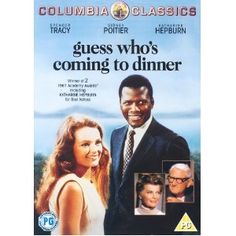 Spencer Tracy's superbly acted last film.    Set in the late 1960's when mixed race relationships were not accepted this film tells the story of a wealthy white young woman who finds true love with an Afro-American doctor.  Her parents have 1 day in which to decide whether to accept the taboo relationship or forbid it and risk losing their daughter.    There follows some brilliantly witty, funny dialogue and poignant scenes leading up to one of the best speeches in film. Compelling viewing.