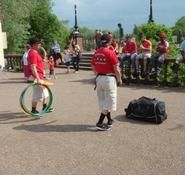 Sports themed entertainment for hire. Our sports themed entertainment is available in the UK.