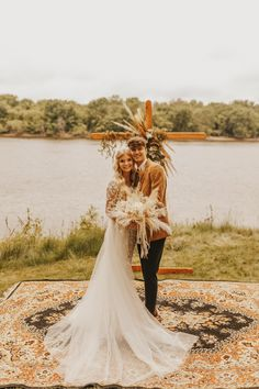 Rachel and Matthew's special day was filled with laughter, dancing, (happy) tears, and rustic charm! This easy-going couple created a bohemian feel with DIY elements that made this wedding day truly one-of-a-kind. See more real wedding inspiration at rusticweddingchic.com | #BohemianWedding #BackyardWedding #RusticWedding | Photo: @nicolekrausephotography Lakeside Wedding, Boho Wedding, Rustic Wedding, Wedding Day, Wedding Advice, Plan Your Wedding, Bohemian Wedding Inspiration, Happy Tears, Marrying My Best Friend