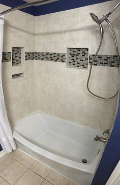 Bathroom Remodel Reddit white carrara marble tile with a frameless glass enclosure
