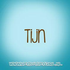 Tijn (Voor meer inspiratie, en unieke geboortekaartjes kijk op www.heyboyheygirl.nl)