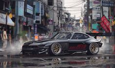 Ridiculous Datsun 280Z! | StanceNation™ // Form > Function
