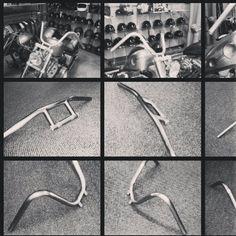 We make handlebars #barnstormfabrication
