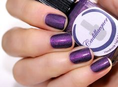 Cap N Cook by Cadillacquer Breaking Bad Collection (Part I)   Nailderella