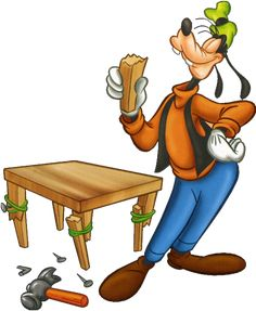 Goofy Fix Table