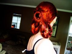 Princess Leia Bespin/Cloud City Hairstyle~ Using Clip-In Extensions - YouTube