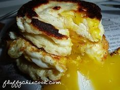 The Egg Fast Breakfast Biscuit is a complete and filling meal any time of the day! For only 2g Effective Carbs you get a hearty sandwich that will keep you satisfied for very little time in the kitchen. Low carb keto Banting recipe