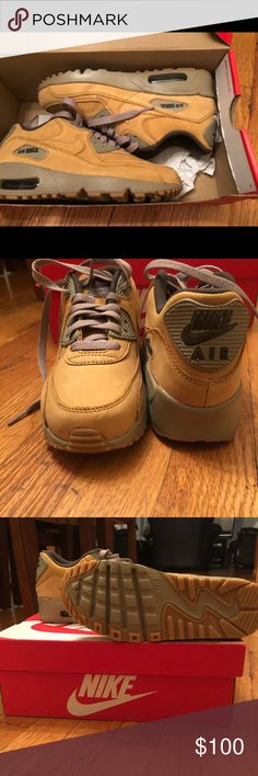 outlet store 46ad2 d96a7 Nike air max 90 size 4.5 boys 6 women Brand new never worn . Received as