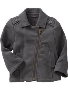 $20 - Microfleece Moto Jacket. Madison wore hers for the first time today! She looked SO cute!!!