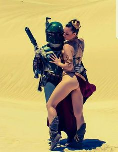 Starwars cosplay