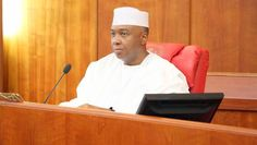 Magu: No going back on suspension of Presidencys appointments Saraki